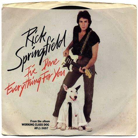 Springfield Records 25 Best Ideas About Rick Springfield On Rick