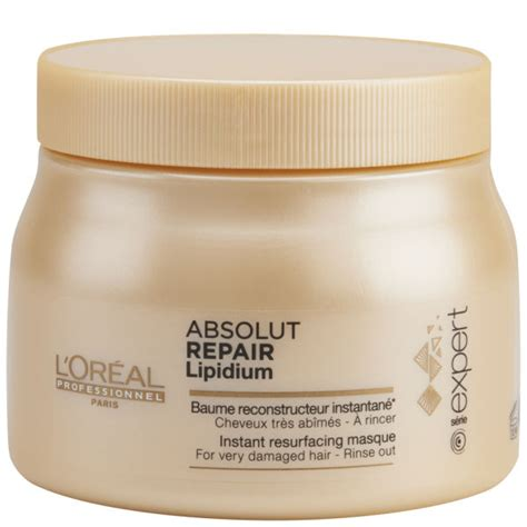 L Repair by L Oreal Professionnel Absolut Repair Lipidium Masque