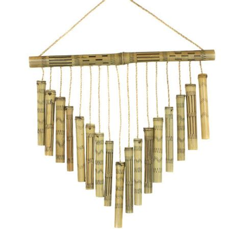 Eco Bamboo Wind Chime by Bamboo Wind Chime Come Together That S Not Fair