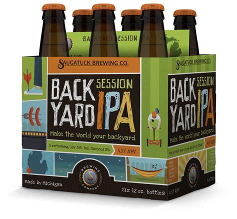 Backyard Ipa Slideshow Five New Beers Hitting Now
