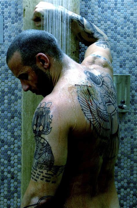 vin diesel s tattoos hugo comelius toorop babylon a d vin diesel