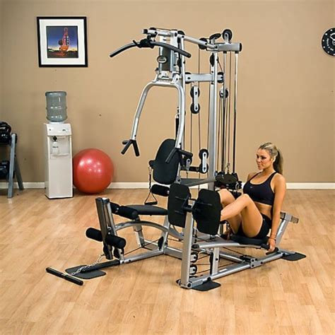 powerline p2x home with leg press fitness direct