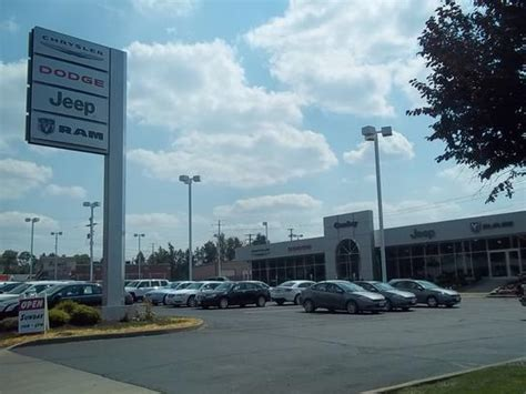 Ganley Chrysler Jeep Dodge by Ganley Chrysler Jeep Dodge Of Bedford Car Dealership In