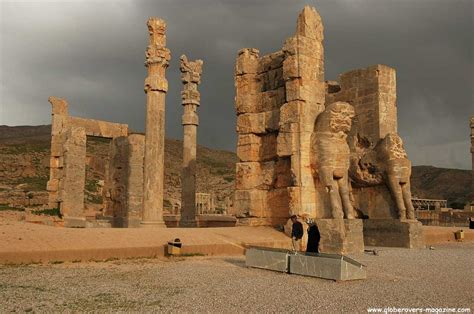 ancient ruins   middle east globerovers magazine