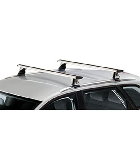 barras techo cruz barras de techo cruz airo para viaje de todo terreno volvo