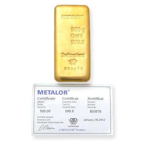Gel Gabag 500 Gram Gabag Gel 500 Gram Gel Besar 500 metalor 500g gold bar 500 gram gold bullion bar half kilogram gold bullion co