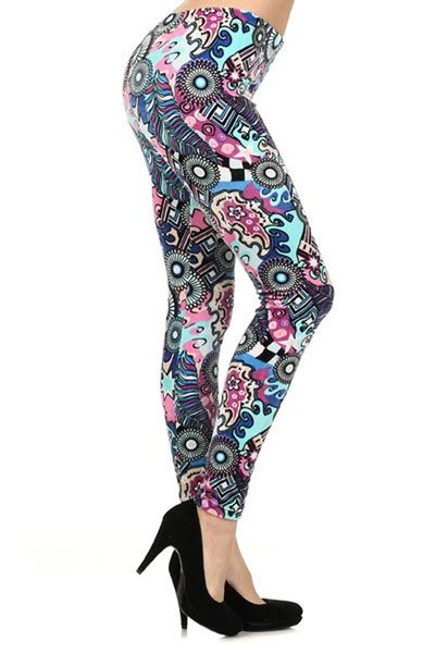velour patterned leggings star dust print stretch velour leggings socks hosiery