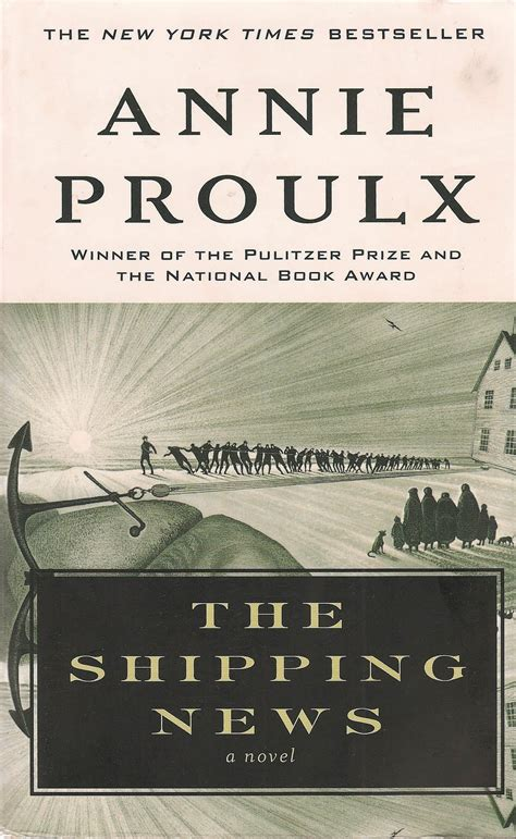 the shipping news the shipping news annie proulx the chapel