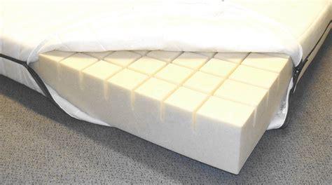 matratze sperrm ll weichschaum aus matratzen wiederverwerten recycling magazin