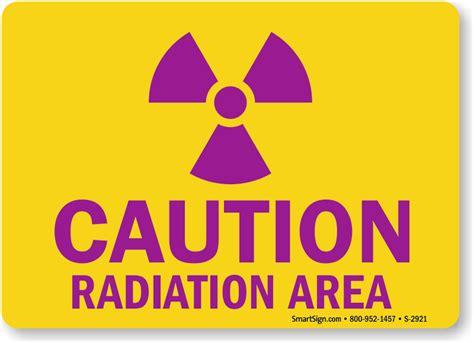 printable caution radiation area sign printable radiation warning symbol driverlayer search engine