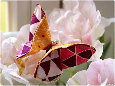 bedeutung schmetterling in der wohnung origami schmetterling aus stoffresten n 228 hen handmade kultur