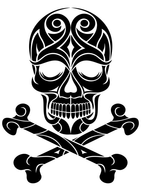 skull and crossbones tattoo designs skull and crossbones tattoos