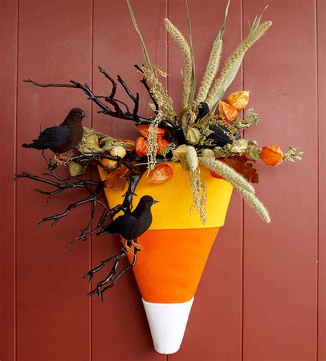 easy home halloween decorations homemade halloween decorations