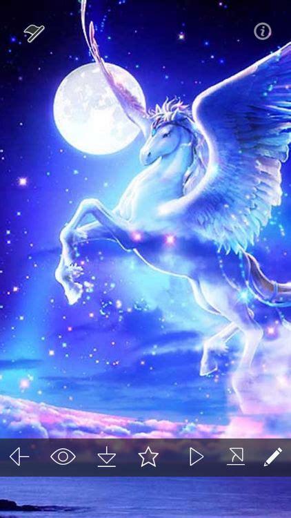 wallpaper iphone 5 unicorn rainbow unicorn wallpapers hd cool pony horses by