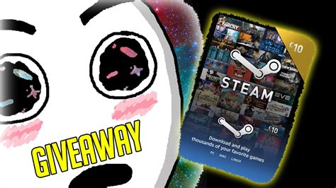 Steam Gift Card 10 - giveaway 163 10 steam gift card dayz tv