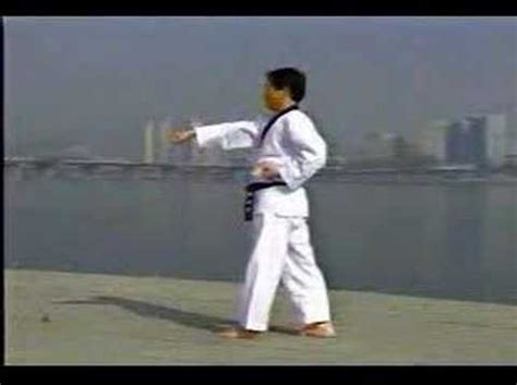 youtube taekwondo pattern 4 taekwondo pattern 1 il jang youtube
