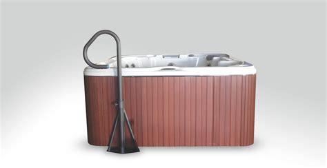 bathtub handrails hot tub accessories hot tub handrail backyard leisure