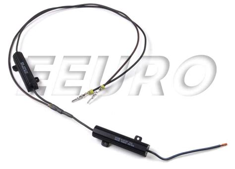 what does a radiator fan resistor do 67328371873 genuine bmw auxiliary cooling fan resistor free shipping available