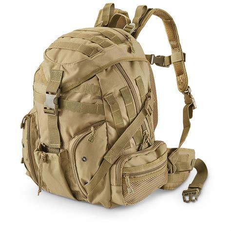spec backpacks u s spec tactical surveillance pack 634432