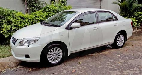 toyota corolla nze 141 rent a car colombo premium cars for hire sl malkey
