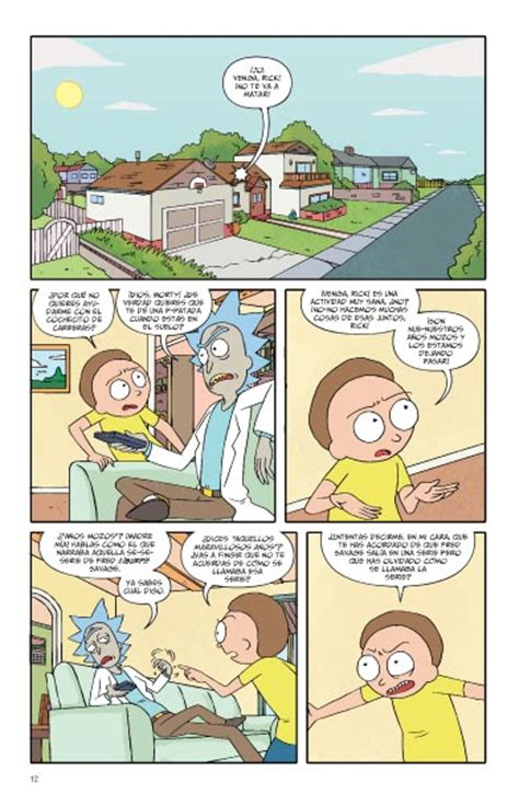rick and morty volume 4 rick and morty vol 2 de gorman cannon ellerby hill