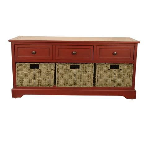 storage bench red storage bench red home design ideas and pictures