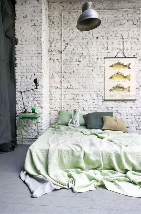 white walls in bedroom white brick walls in 25 contemporary bedrooms rilane