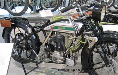 Triumph Motorrad N Rnberg by Motorr 228 Der Aus N 252 Rnberg Triumph T Ii