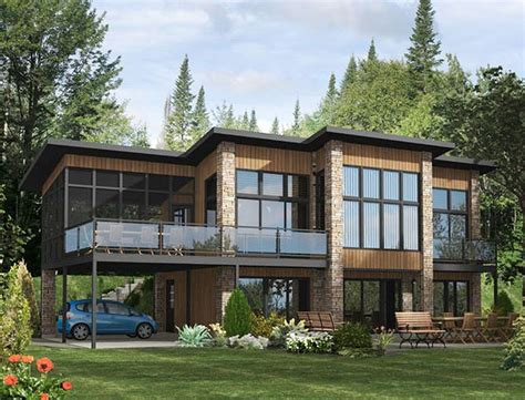 modern homes plans 17 best ideas about modern house plans on