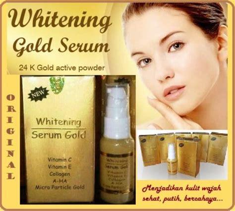 Whitening Serum Gold Di Apotik serum gold whitening serum untuk wajah