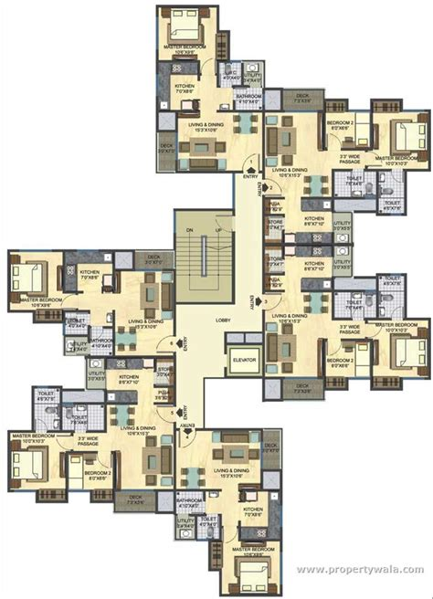 design plans lodha casa dombivli thane residential project