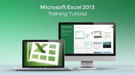 tutorial microsoft xl microsoft excel training tutorial v 2013 2010 2007