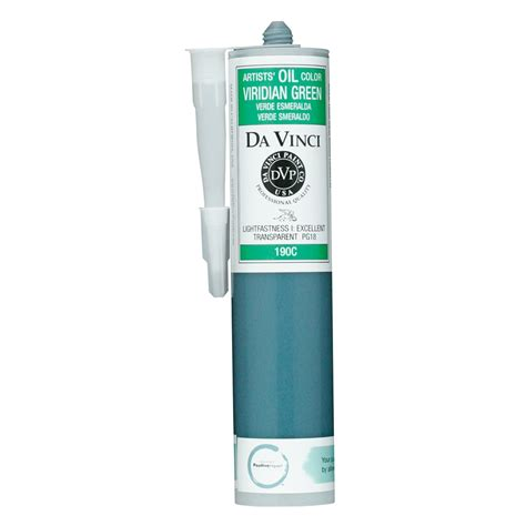 color paint viridian green 300ml