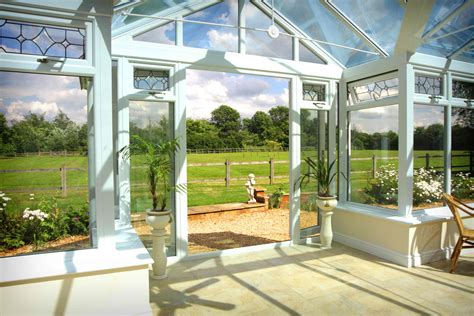 conservatory of upvc conservatories downham market glass glazing solutions ltd