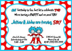 dr seuss templates 4 lovely how to make dr seuss invitations