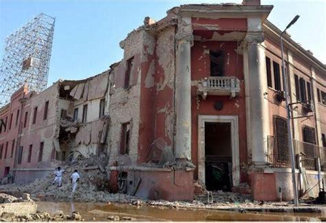 consolato italiano egitto egitto esplosione al consolato italiano cairo