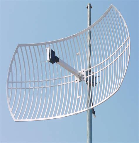 Wifi Grid alfa aga 2424t 24 dbi 2 4 ghz outdoor grid antenna n