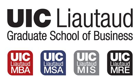 Uic Mba Courses by File Uic Liautaud Gsb Icon Png Wikimedia Commons