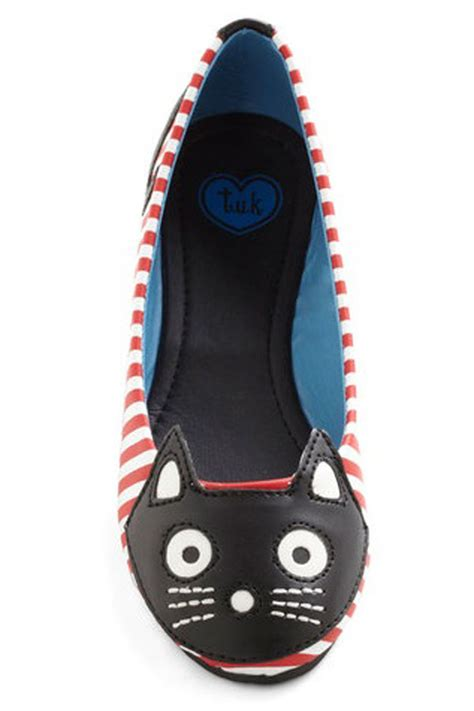 flat shoes with cat my 5 favorite cat inspired flats right now catster