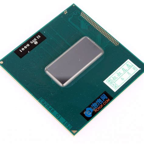 mobile i7 processors intel 2012 bridge mobile cpu gets pictured