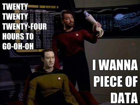 Data Star Trek Meme - a collection of 12 star trek memes