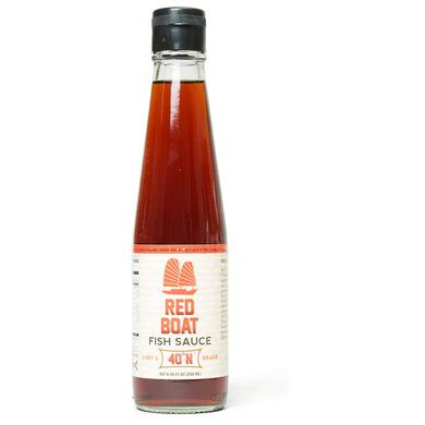 ingredients of red boat fish sauce fish sauce america s test kitchen