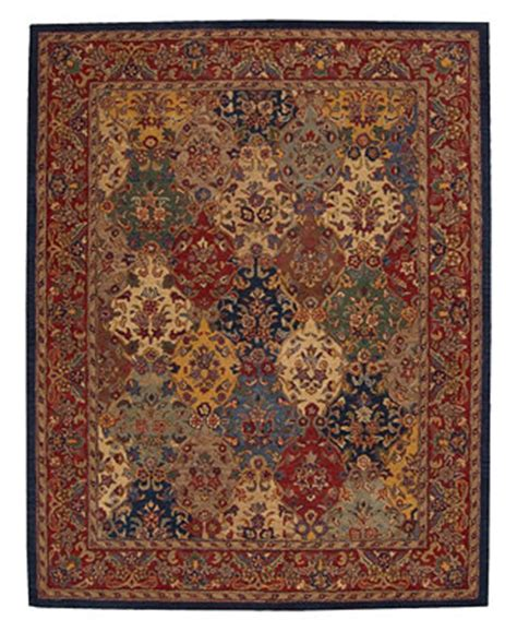 Nourison Kitchen Rugs Macy S Closeout Nourison Area Rug India House Ih23 Panel Multi