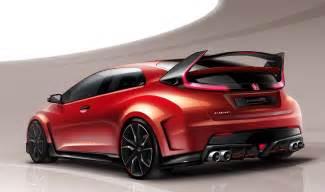 Type R Honda Honda Cars News 2015 Civic Type R Heading To Geneva