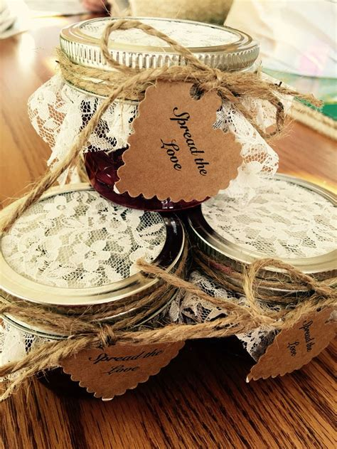 Jam Favors For Bridal Shower by 25 Best Ideas About Jam Favors On Wedding