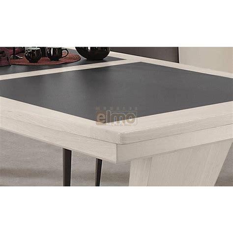 Table Salle A Manger Plateau Ceramique by Table Salle 224 Manger Tonneau Extensible Ch 234 Ne Massif