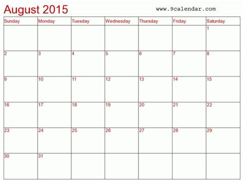 printable calendar november 2015 australia august 2015 calendar holidays calendar pinterest