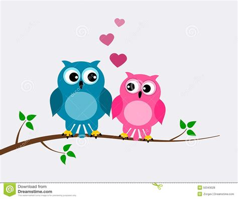 owl lover a couple of owl lover stock photo image 50343028