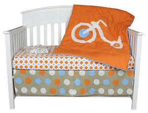 Orange And Blue Crib Bedding Total Fab Blue And Orange Nursery Crib Sets Bedding For Baby And Boys
