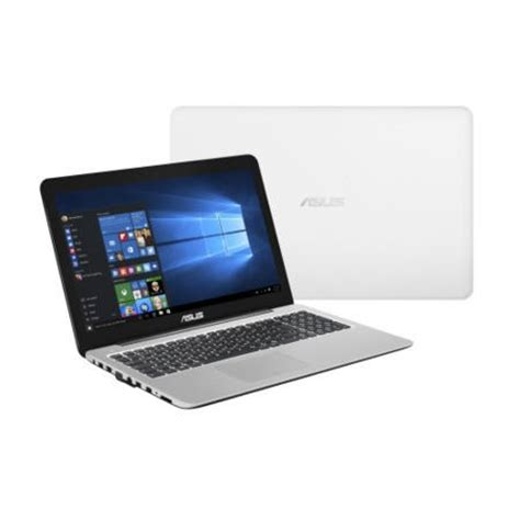 Asus 15 6 Laptop Intel I3 buy asus x555la intel i3 5005 8gb 1 5tb dvdrw 15 6 inch windows 8 1 laptop white from